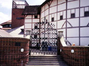 The Globe in Southwark